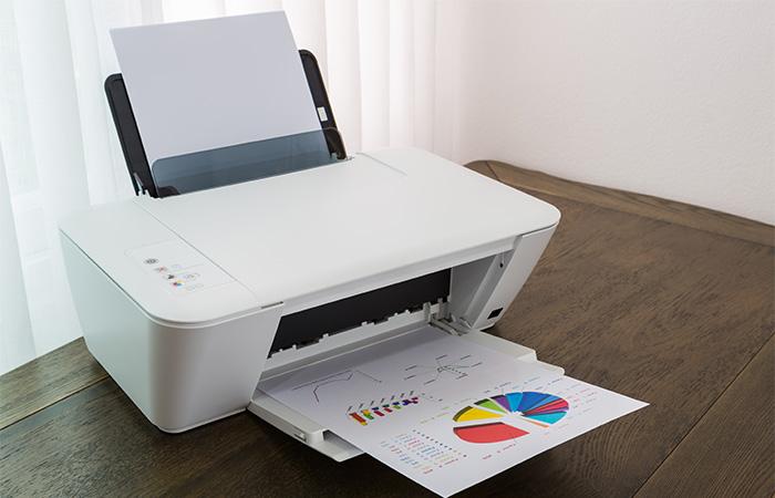 inktjet printer banner