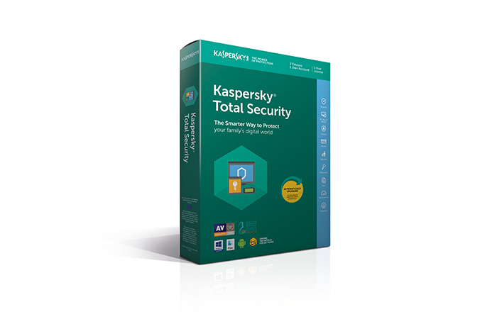 Kapersky total security