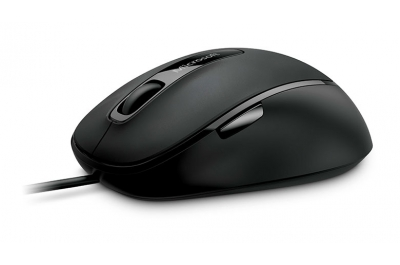 Microsoft Comfort Mouse 4500 for Business muis USB Type-A BlueTrack 1000 DPI Ambidextrous