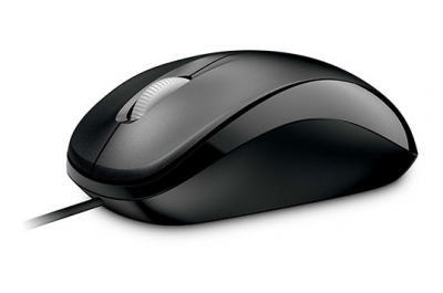 Microsoft Compact Optical Mouse 500 for Business muis Ambidextrous USB Type-A Optisch 800 DPI
