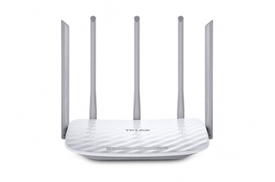 TP-LINK Archer C60 draadloze router Fast Ethernet Dual-band (2.4 GHz / 5 GHz) Wit