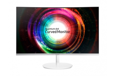 Samsung SyncMaster Curved QLED Monitor 27 inch LC27H711QEU