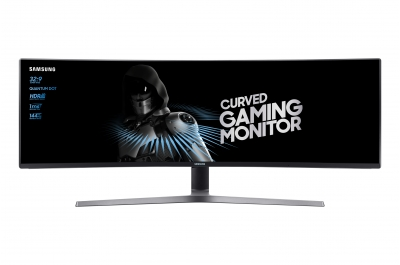 Samsung Curved QLED Gaming Monitor 49 inch LC49HG90DMU