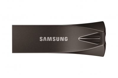 Samsung MUF-64BE USB flash drive 64 GB USB Type-A 3.2 Gen 1 (3.1 Gen 1) Grijs, Titanium